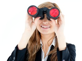 http://www.dreamstime.com/royalty-free-stock-photo-animated-businesswoman-looking-binoculars-image15428295
